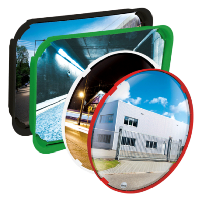 Miroirs multi-usages - 2 directions